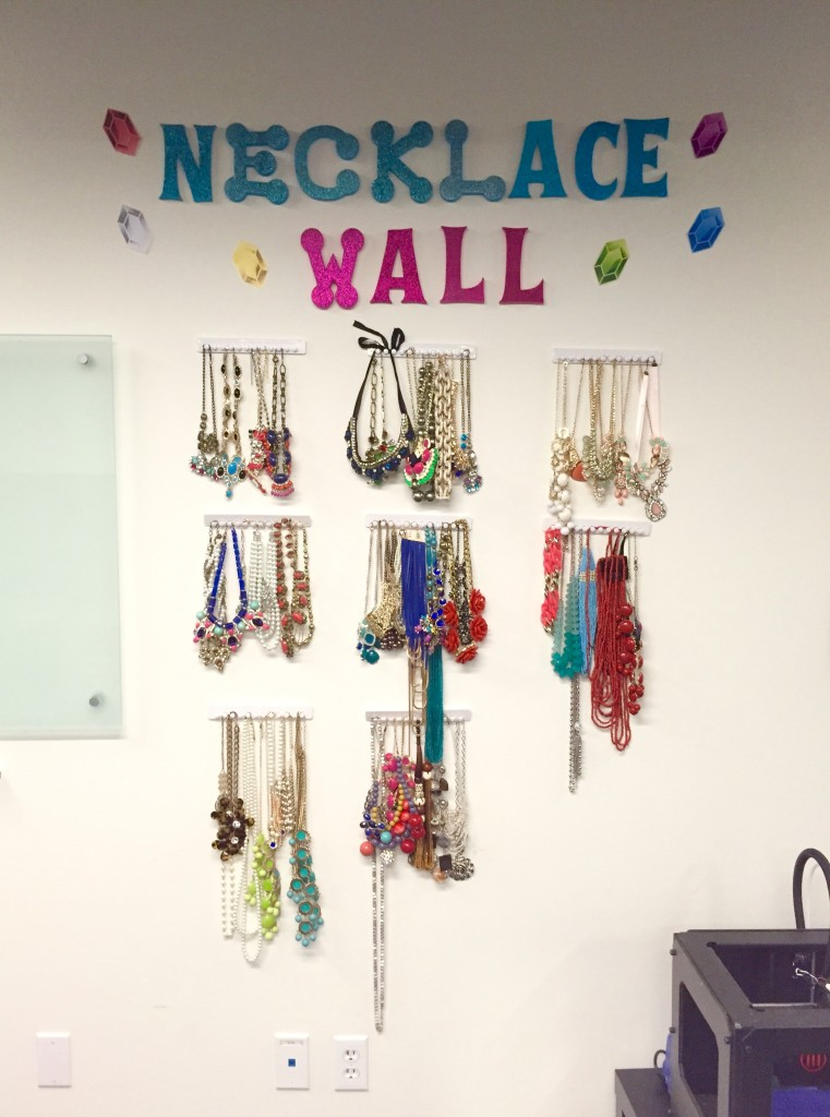 Necklace Wall (1)